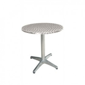 Table bistro ronde 60
