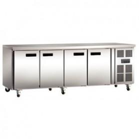 Réfrigérateur de Comptoir 4 PORTES