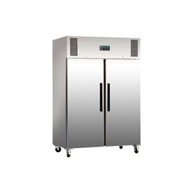 Réfrigérateur double porte  capacité : 1200 litres.