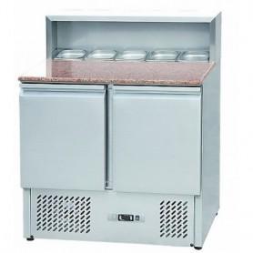 Comptoir PIZZA & SALADE   réfrigéré GN 1/1