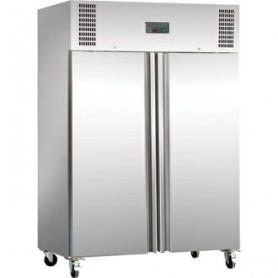 Congélateur une porte capacité 600 litres.