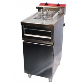 FRITEUSE PROFESSIONNELLE - FRYT'CO 12 - SIMPLE - 12 LITRES