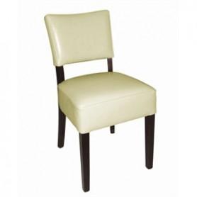 chaises confort  cuir simili