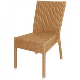 chaises en osier