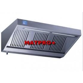 Hotte Dynamique Complète Elix ' Air Snack Prof : 750 mm