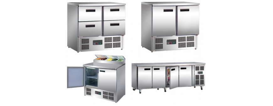 TABLES  réfrigéré