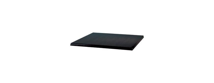 PLATEAUX  DE TABLES
